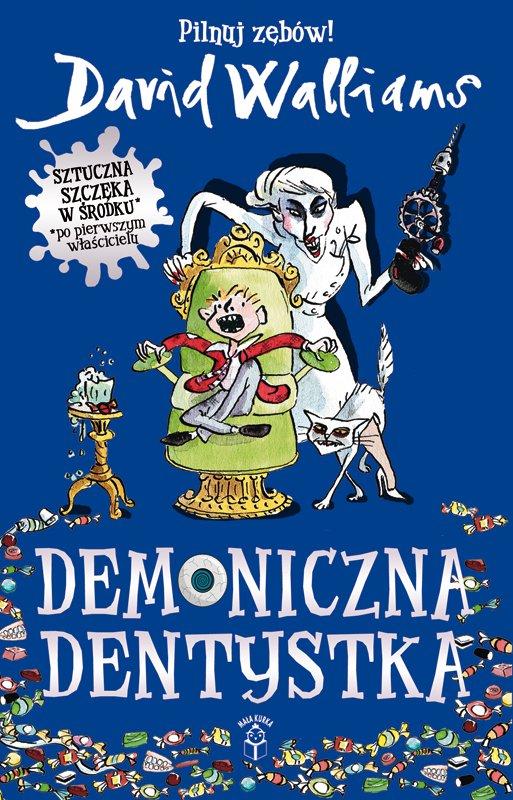 Demoniczna Dentystka - Ebook (Książka na Kindle) do pobrania w formacie MOBI