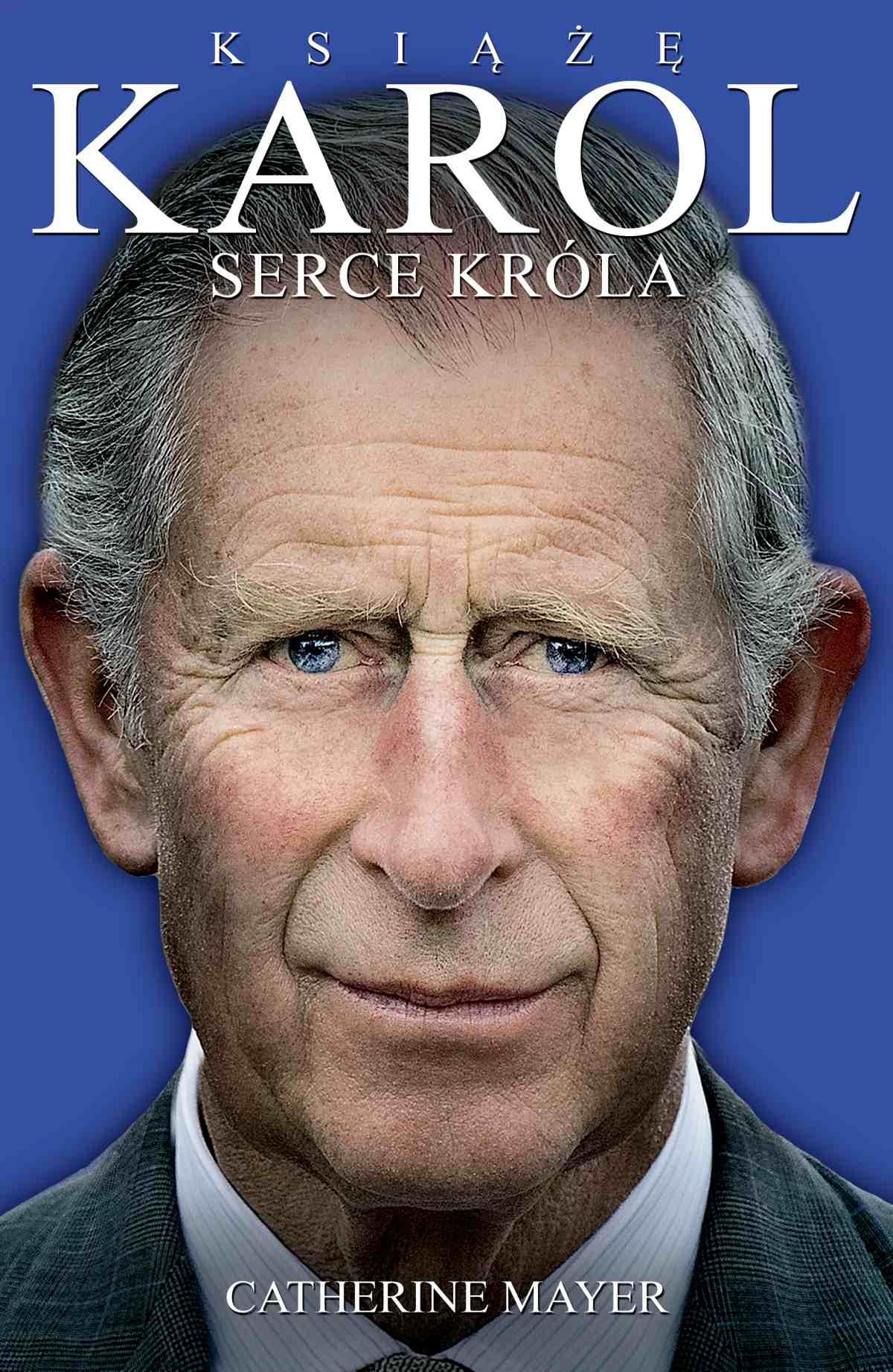 Książę Karol. Serce króla - Ebook (Książka EPUB) do pobrania w formacie EPUB