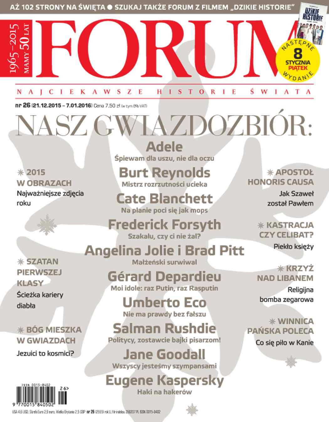 Forum nr 26/2015 - Ebook (Książka PDF) do pobrania w formacie PDF
