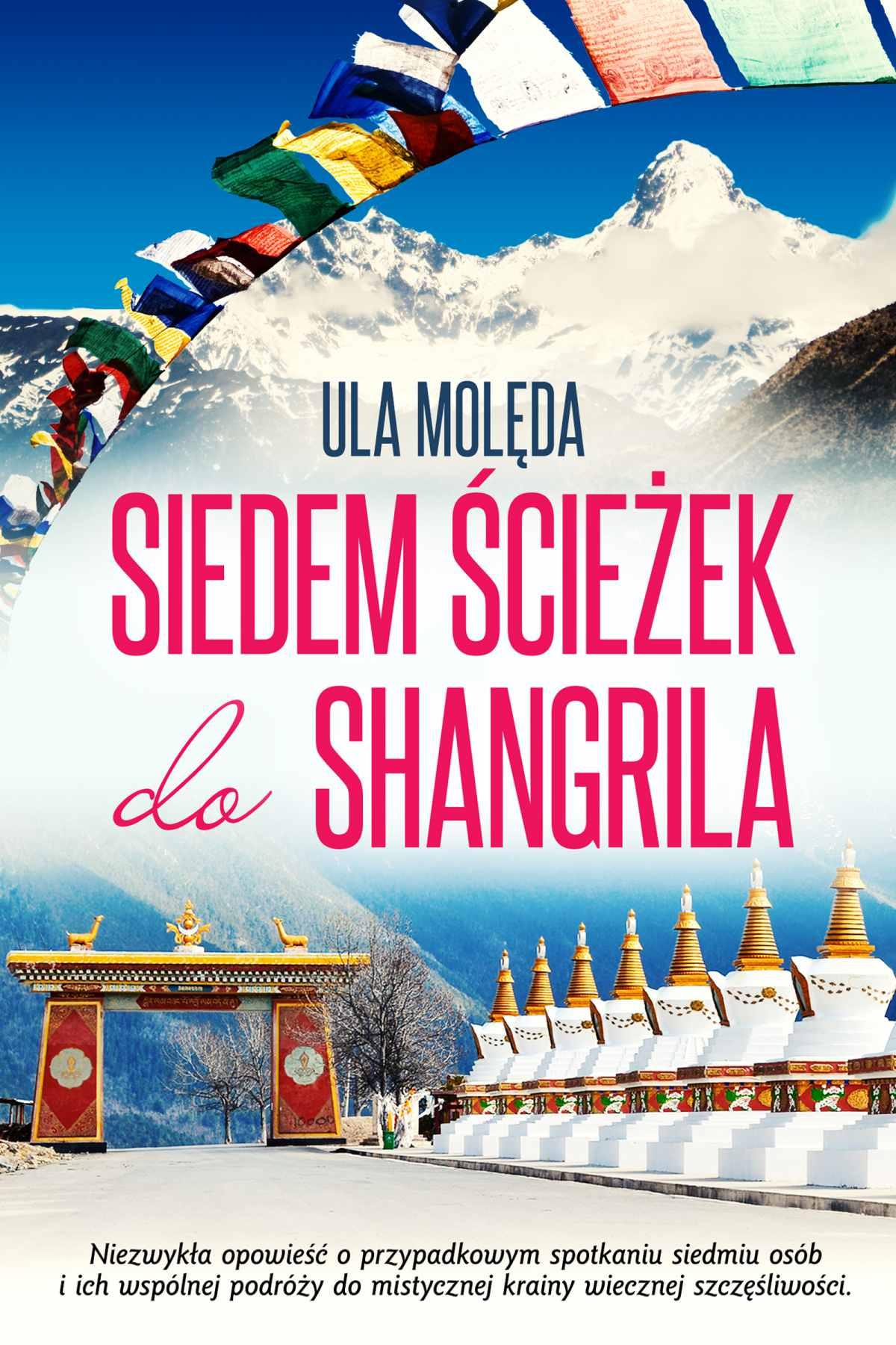 Siedem Ścieżek do Shangrila - Ebook (Książka PDF) do pobrania w formacie PDF