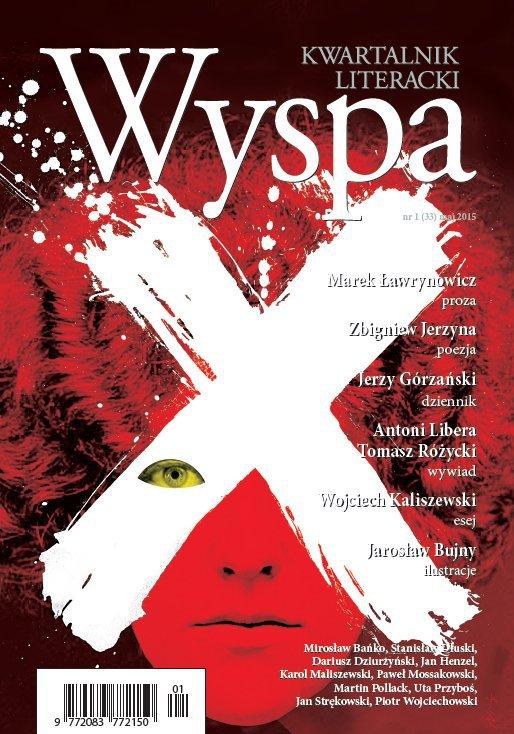 WYSPA Kwartalnik Literacki - nr 1/2015 (33) - Ebook (Książka na Kindle) do pobrania w formacie MOBI