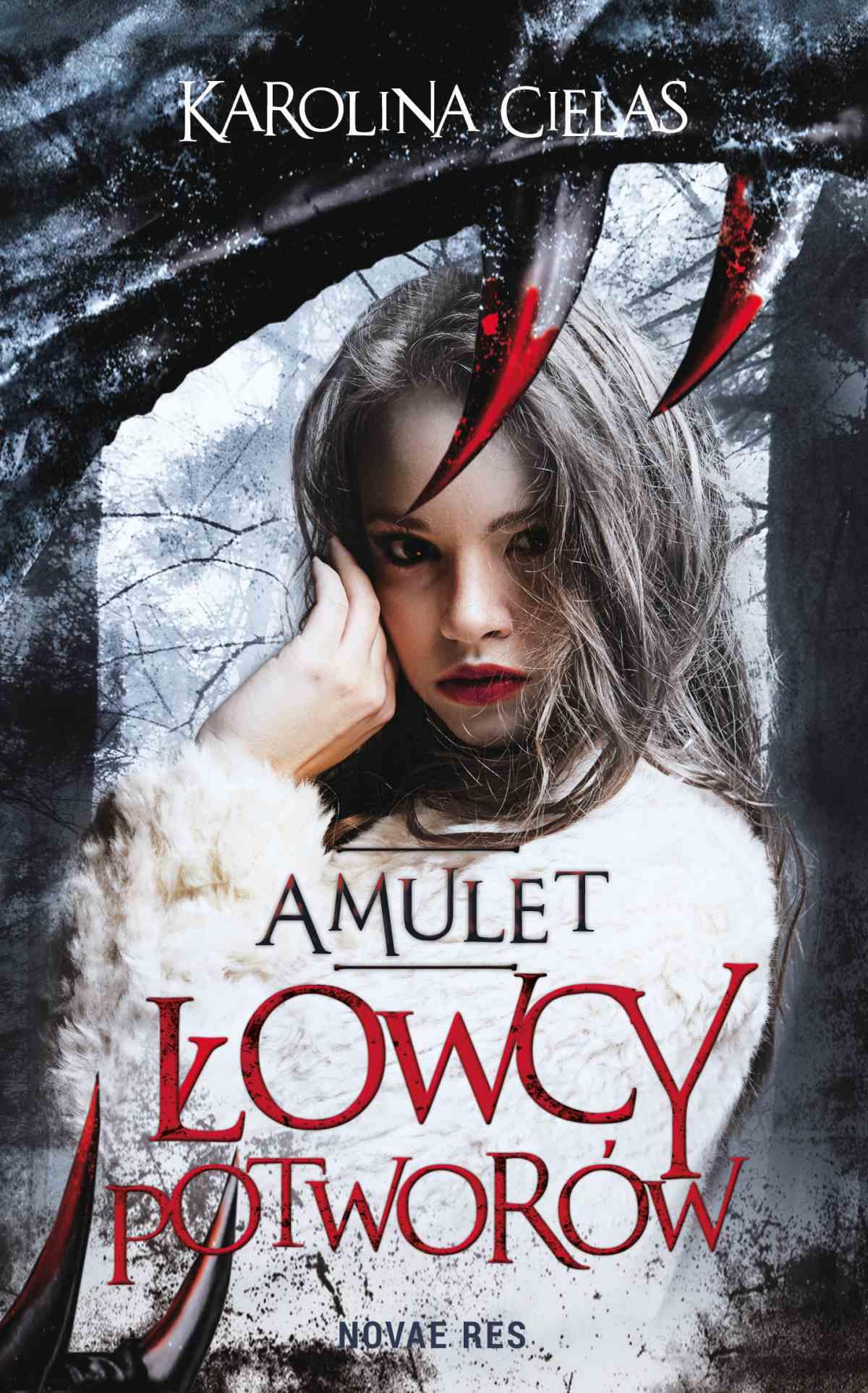 Amulet. Łowcy potworów - Ebook (Książka na Kindle) do pobrania w formacie MOBI