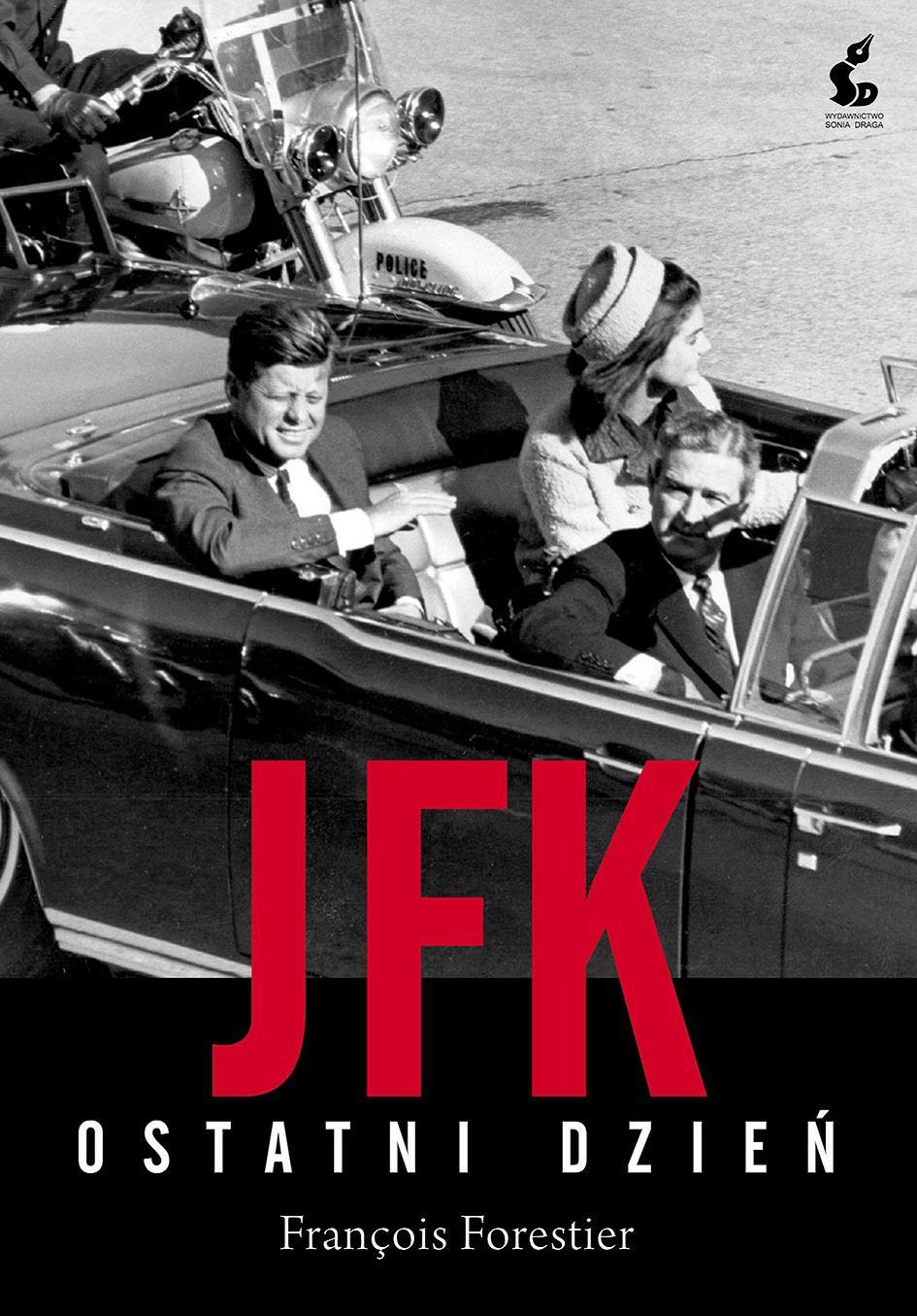 JFK. Ostatni dzień - Ebook (Książka EPUB) do pobrania w formacie EPUB