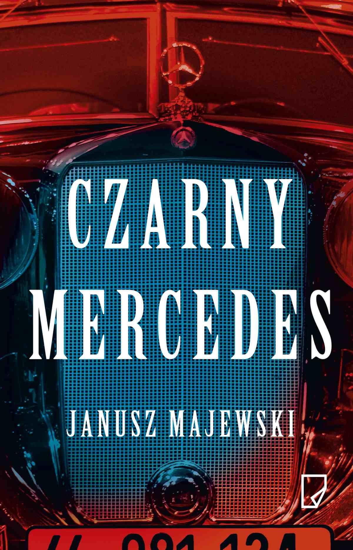 Czarny mercedes - Ebook (Książka EPUB) do pobrania w formacie EPUB