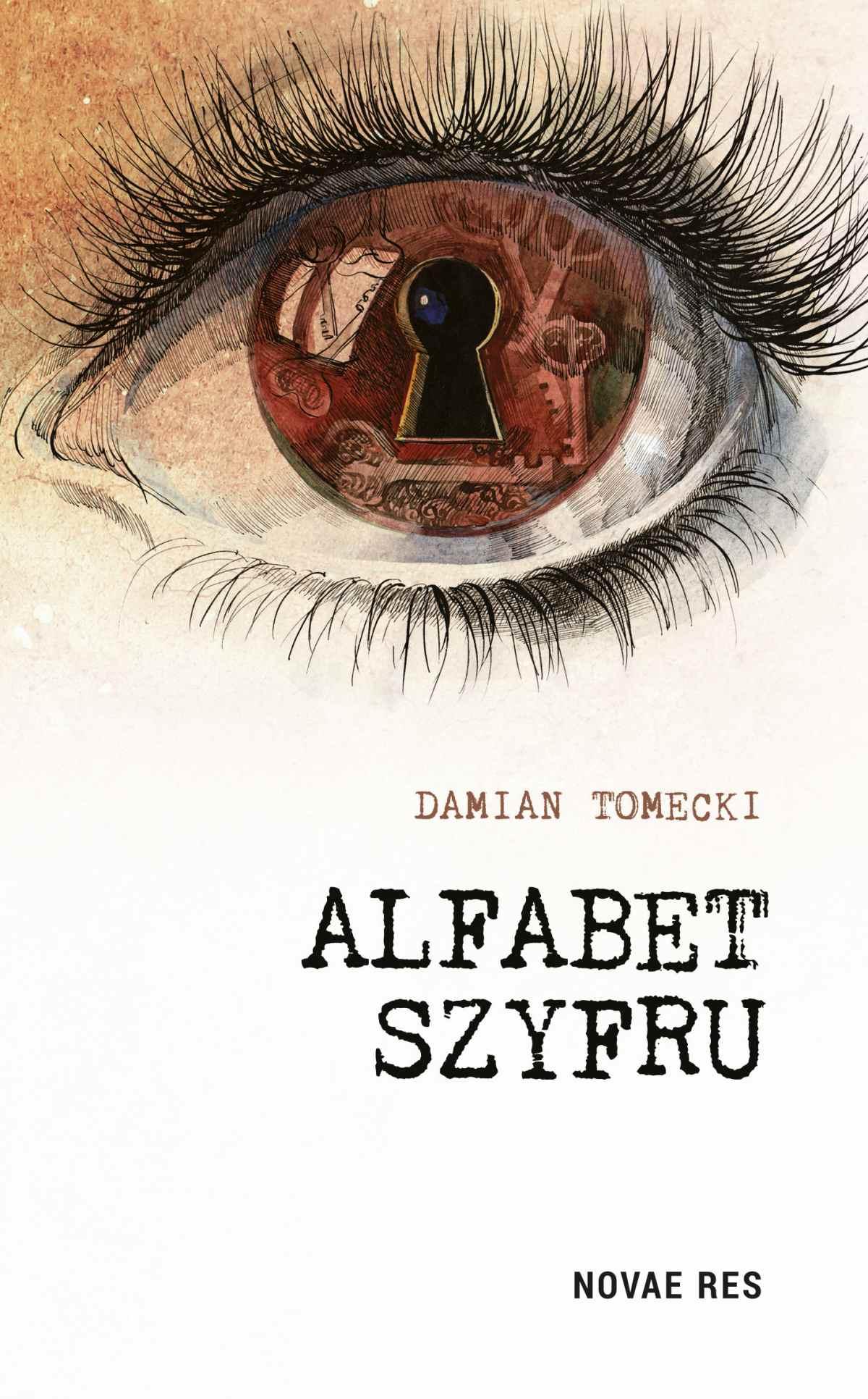 Alfabet szyfru - Ebook (Książka EPUB) do pobrania w formacie EPUB