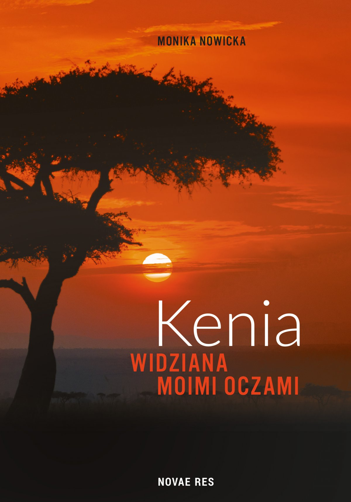 Kenia widziana moimi oczami - Ebook (Książka na Kindle) do pobrania w formacie MOBI