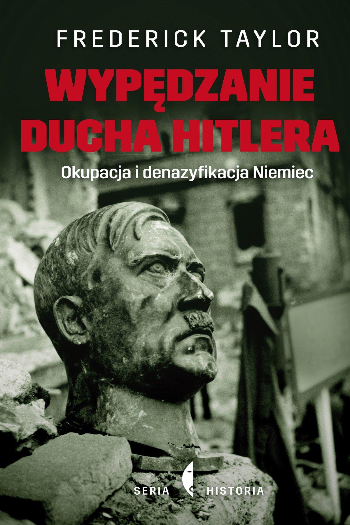 Wypędzanie ducha Hitlera - Ebook (Książka na Kindle) do pobrania w formacie MOBI