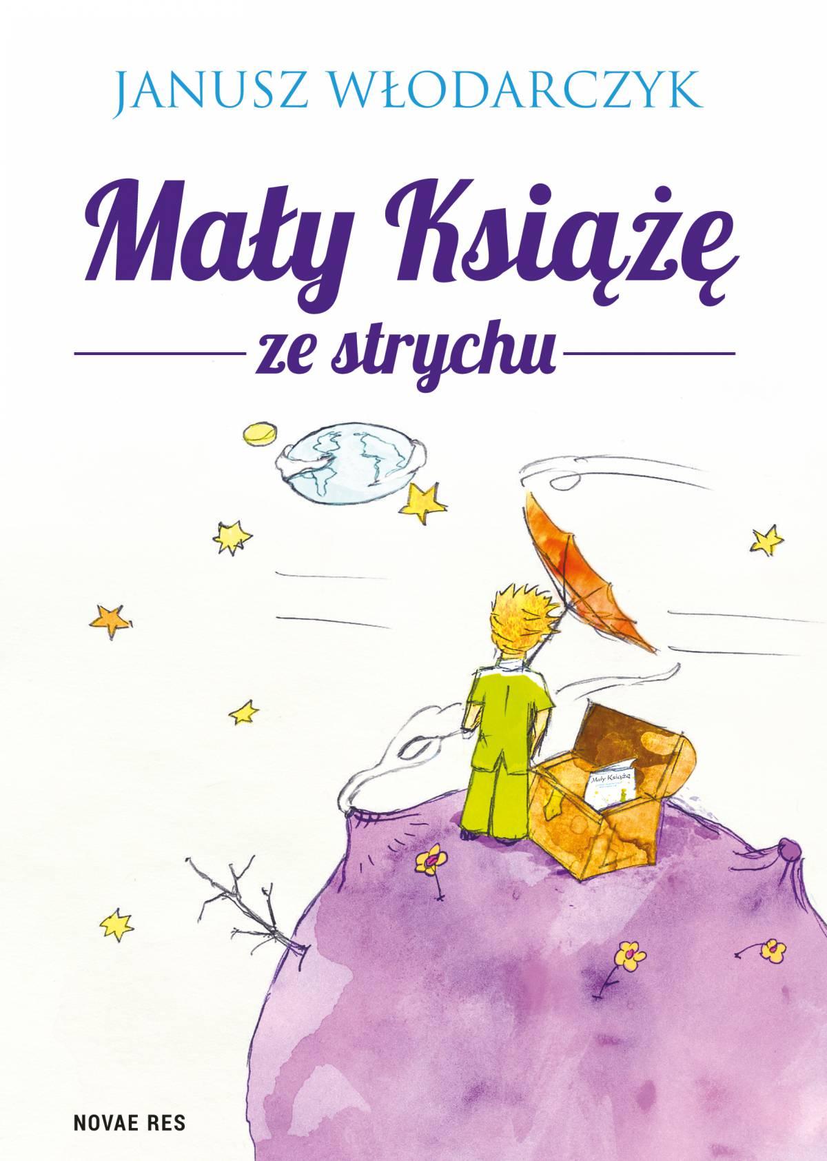 Mały Książę ze strychu - Ebook (Książka EPUB) do pobrania w formacie EPUB