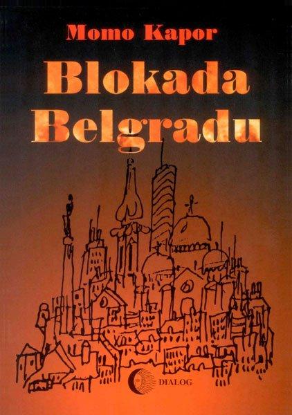 Blokada Belgradu - Ebook (Książka na Kindle) do pobrania w formacie MOBI