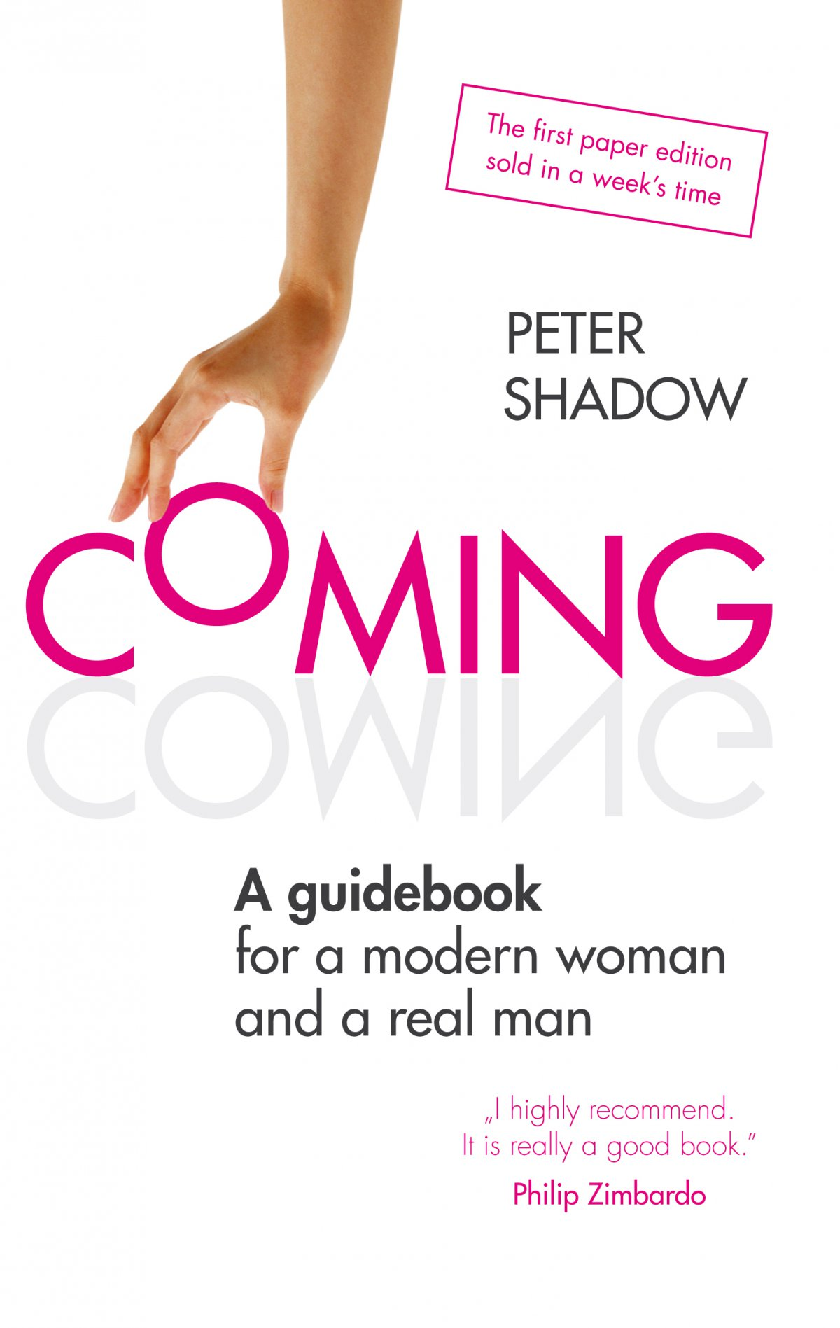 COMING. A guidebook for a modern woman and a real man - Ebook (Książka EPUB) do pobrania w formacie EPUB