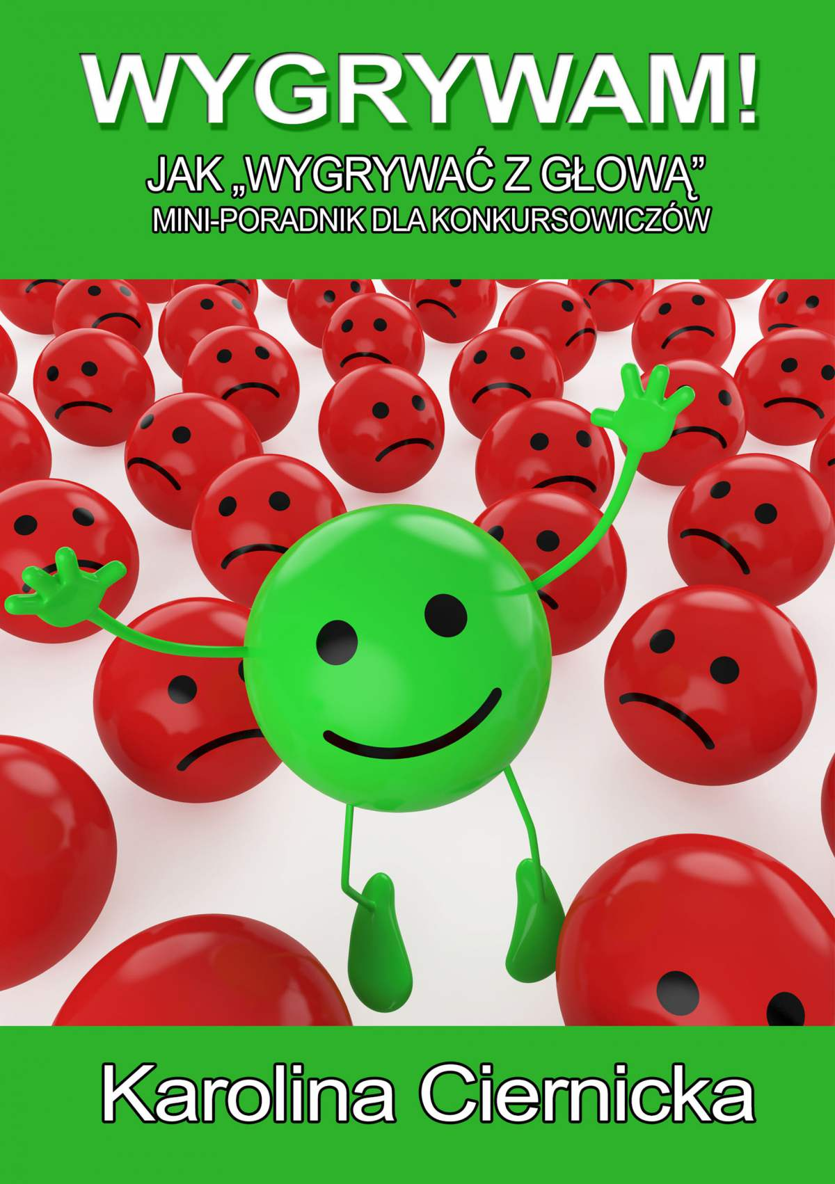 Wygrywam! Jak wygrywać z głową? Mini-poradnik dla konkursowiczów - Ebook (Książka PDF) do pobrania w formacie PDF