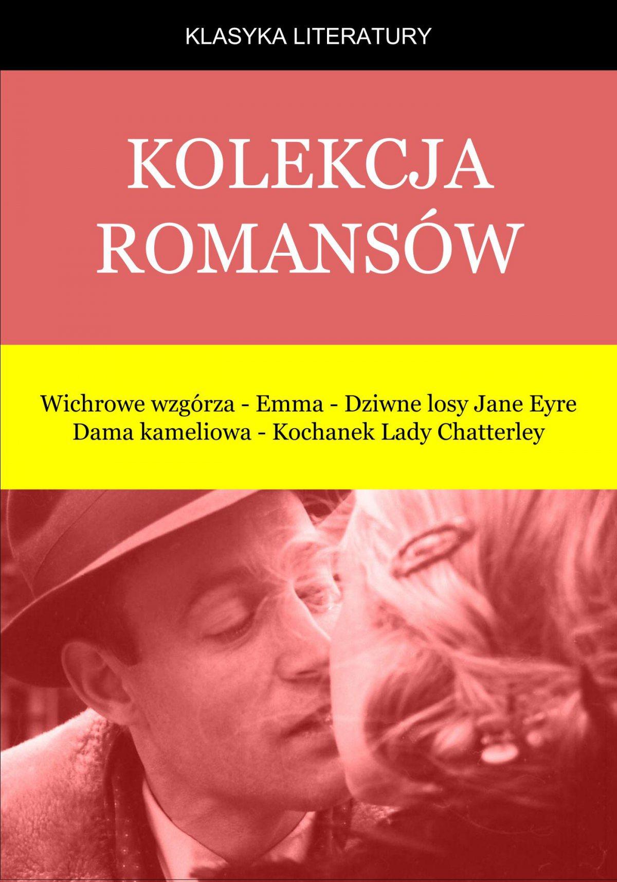Kolekcja romansów - Ebook (Książka EPUB) do pobrania w formacie EPUB