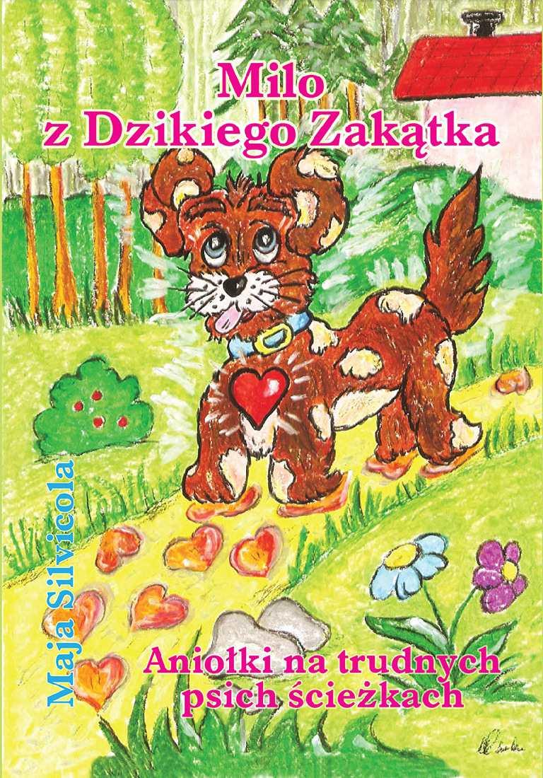 Milo z Dzikiego Zakątka - Ebook (Książka EPUB) do pobrania w formacie EPUB