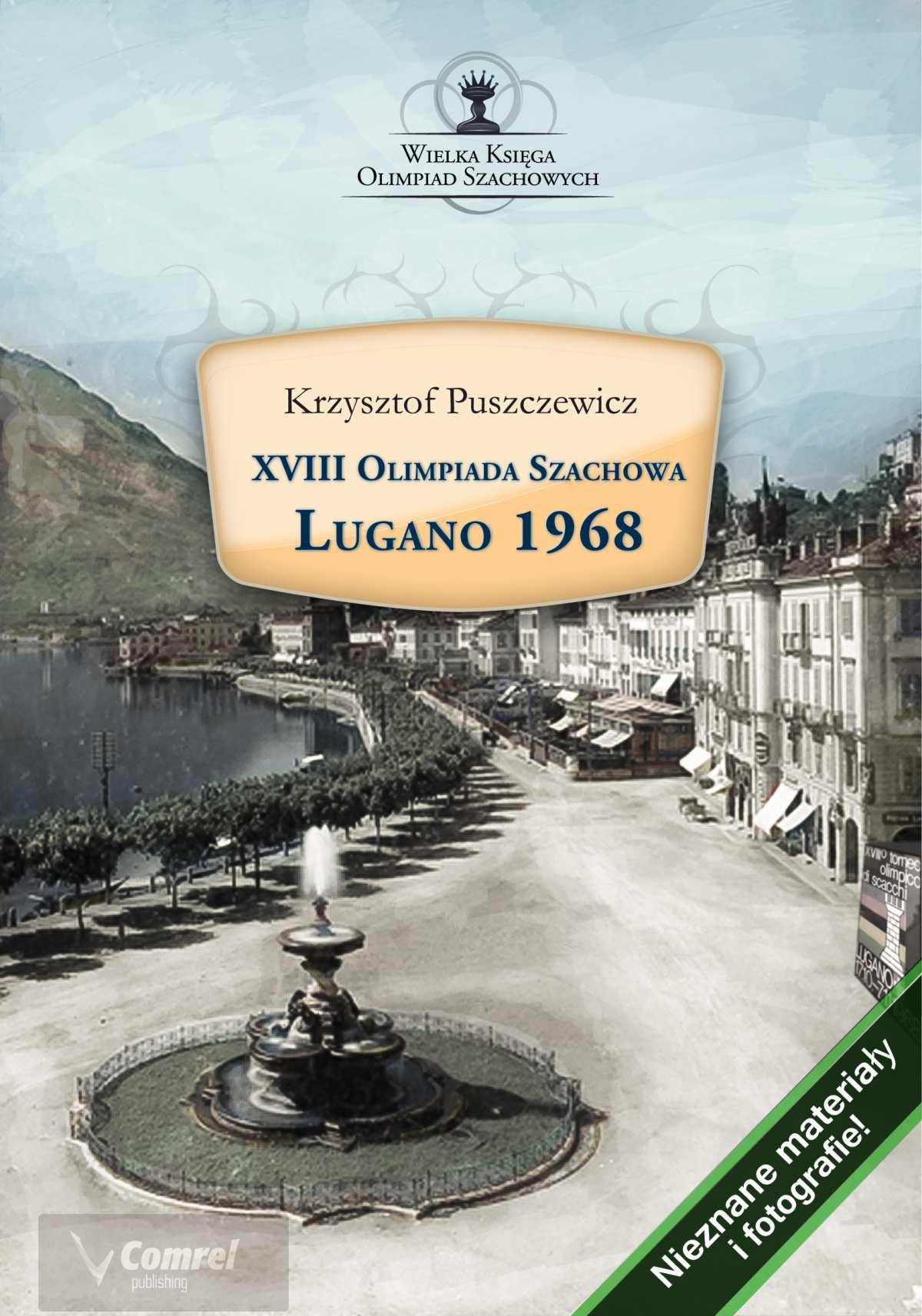 XVIII Olimpiada Szachowa. Lugano 1968 - Ebook (Książka PDF) do pobrania w formacie PDF