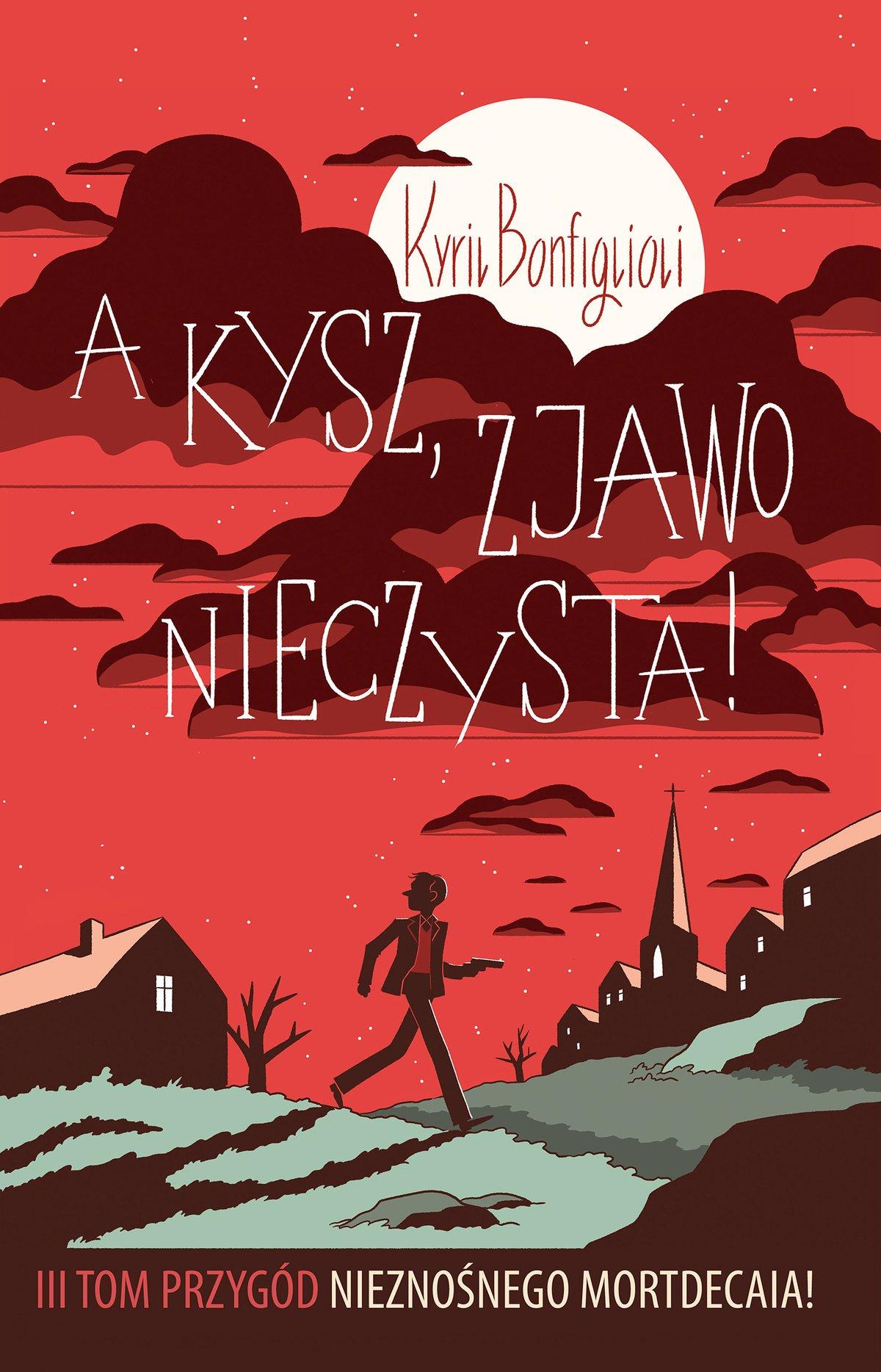 A kysz, zjawo nieczysta! - Ebook (Książka na Kindle) do pobrania w formacie MOBI