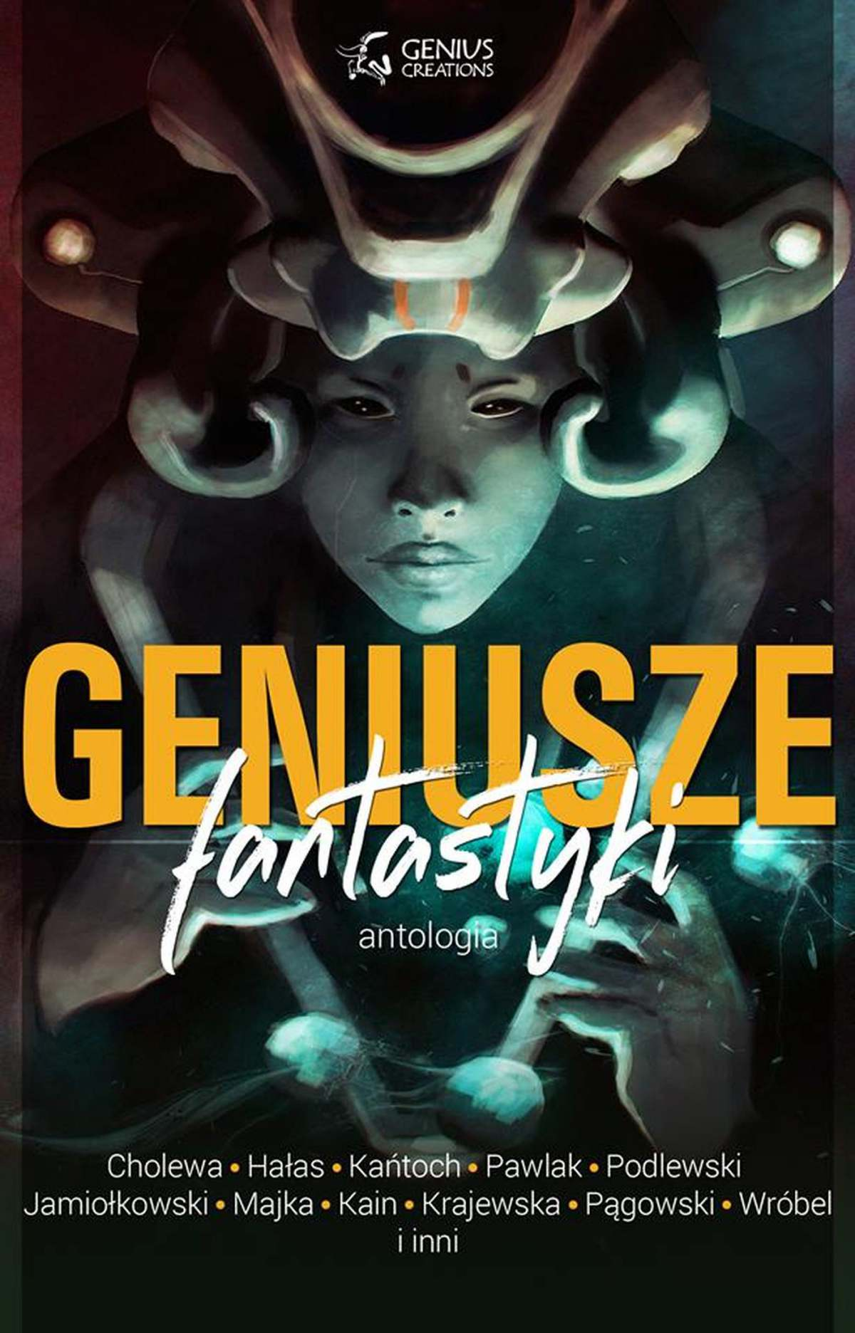 Geniusze fantastyki - Ebook (Książka EPUB) do pobrania w formacie EPUB