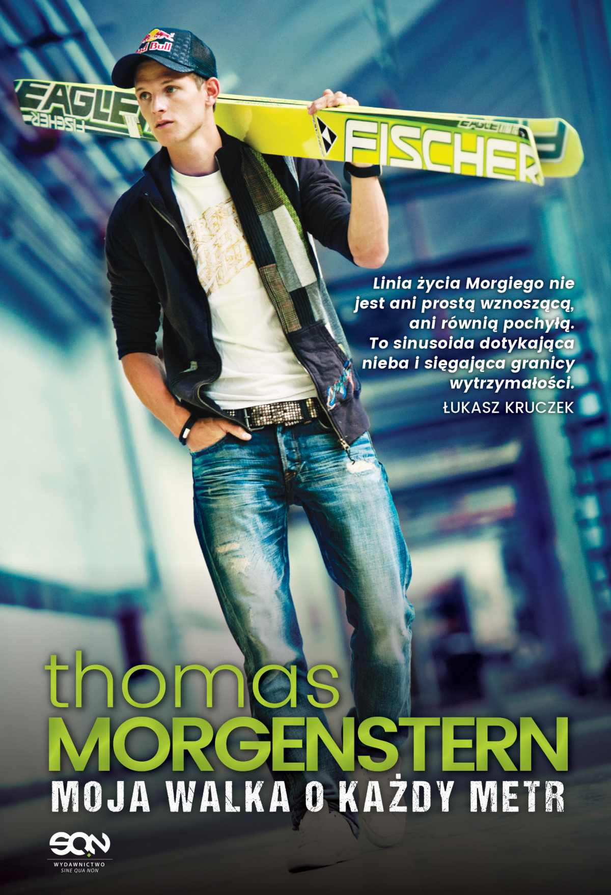 Thomas Morgenstern. Moja walka o każdy metr - Ebook (Książka EPUB) do pobrania w formacie EPUB