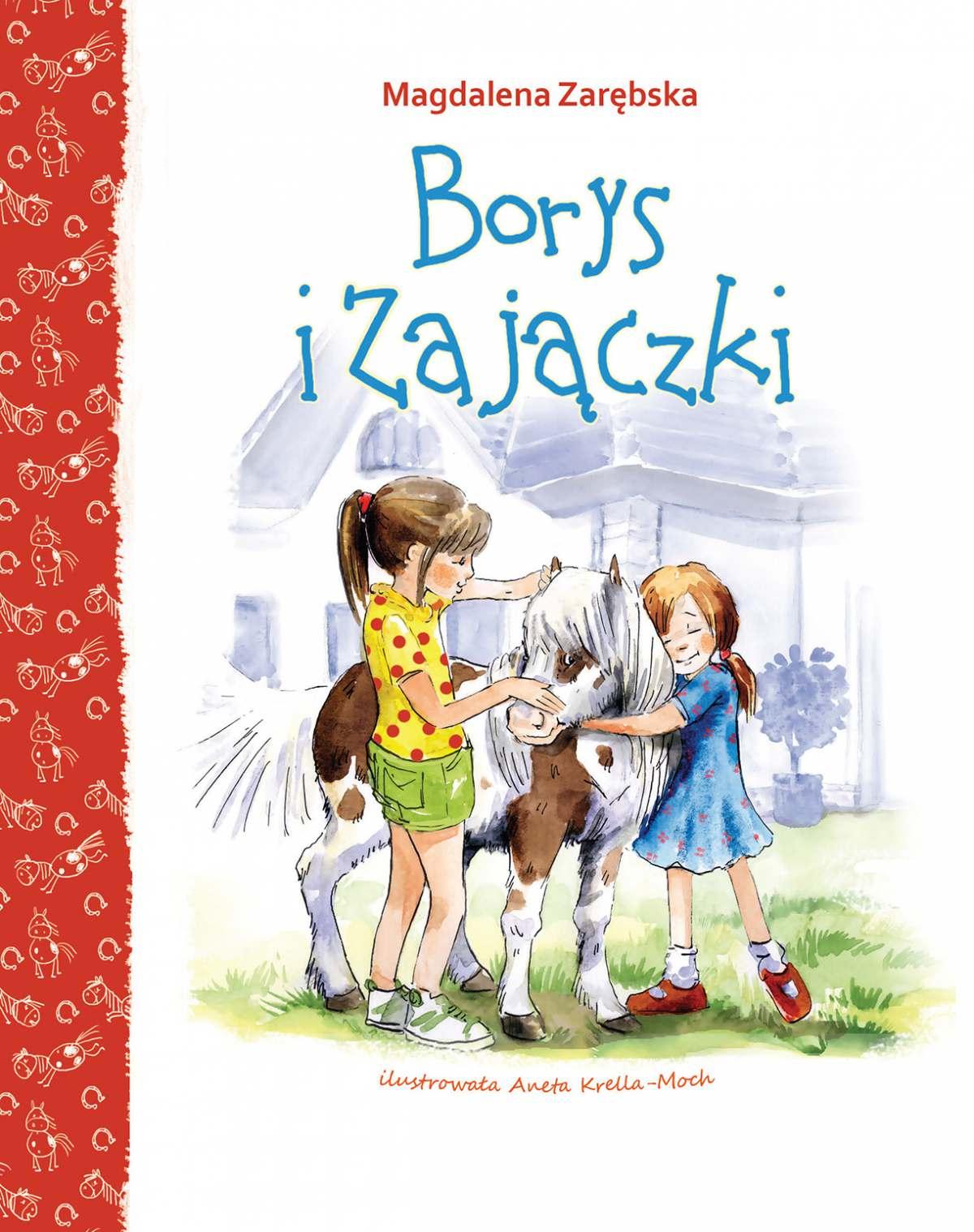 Borys i Zajączki - Ebook (Książka EPUB) do pobrania w formacie EPUB