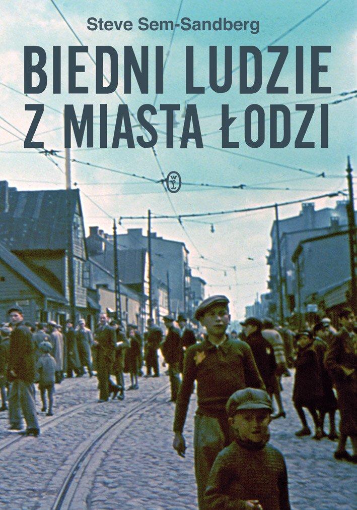 Biedni ludzie z miasta Łodzi - Ebook (Książka na Kindle) do pobrania w formacie MOBI