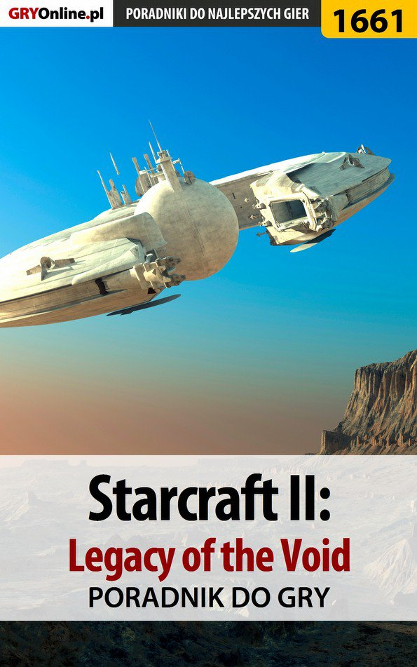 StarCraft II: Legacy of the Void - poradnik do gry - Ebook (Książka EPUB) do pobrania w formacie EPUB