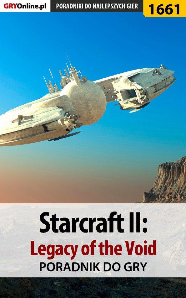 StarCraft II: Legacy of the Void - poradnik do gry - Ebook (Książka PDF) do pobrania w formacie PDF