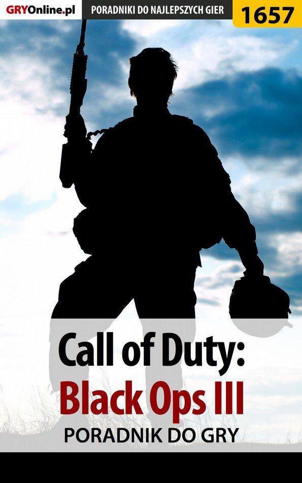 Call of Duty: Black Ops III - poradnik do gry - Ebook (Książka PDF) do pobrania w formacie PDF