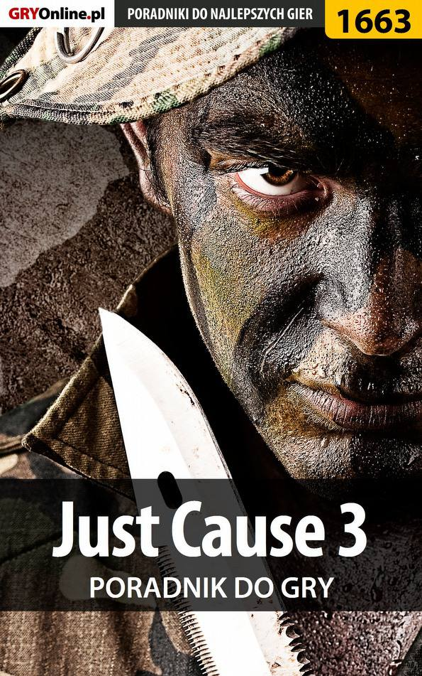 Just Cause 3 - poradnik do gry - Ebook (Książka EPUB) do pobrania w formacie EPUB