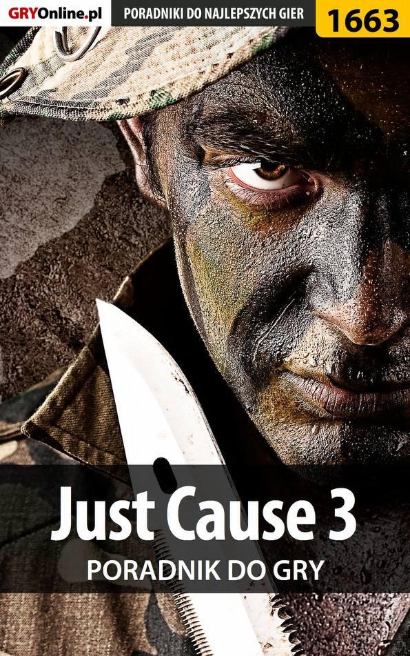 Just Cause 3 - poradnik do gry - Ebook (Książka PDF) do pobrania w formacie PDF