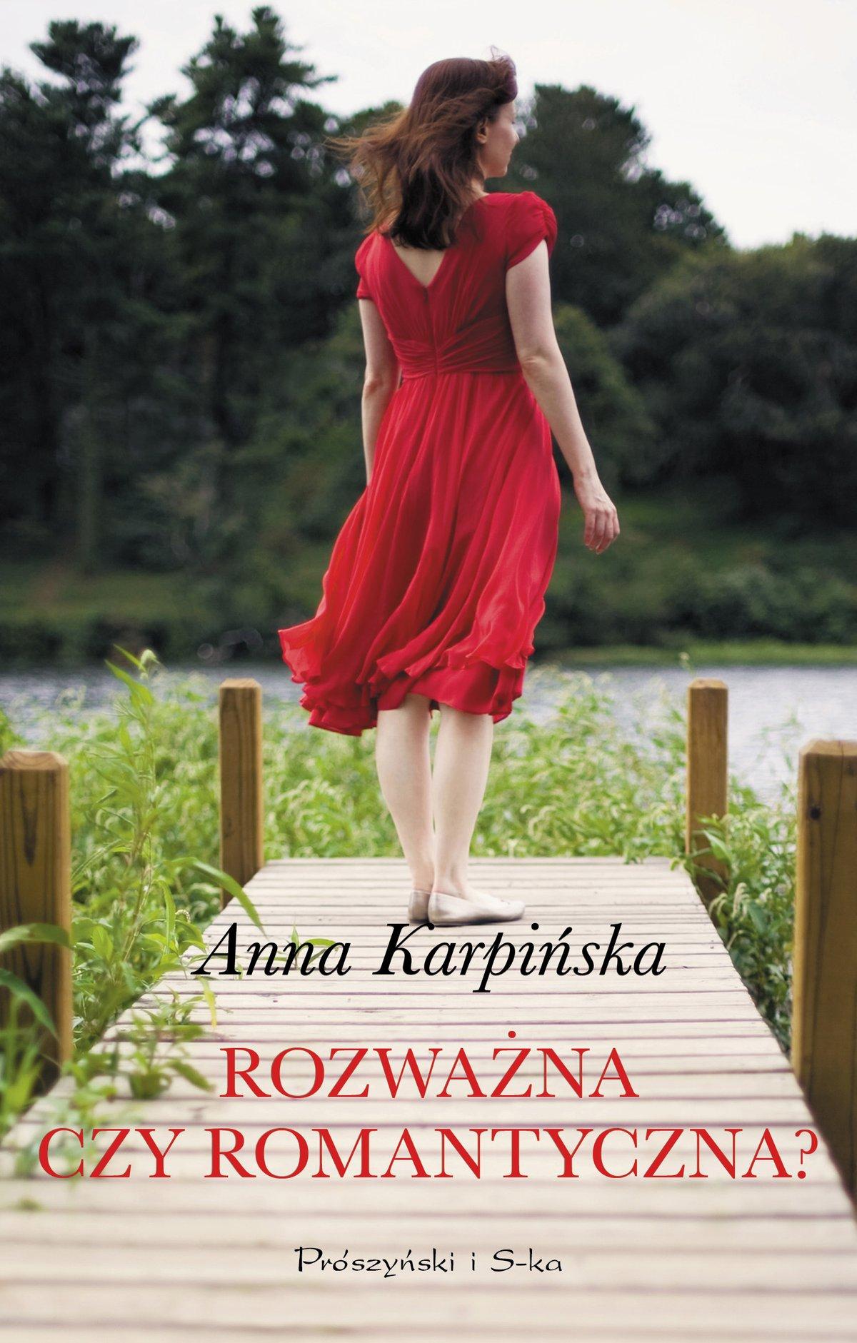 Rozważna czy romantyczna? - Ebook (Książka na Kindle) do pobrania w formacie MOBI