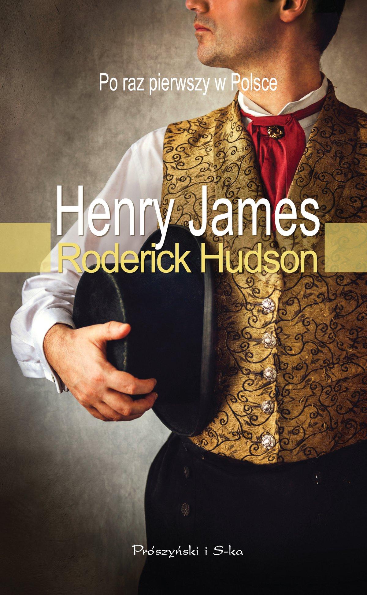 Roderick Hudson - Ebook (Książka na Kindle) do pobrania w formacie MOBI