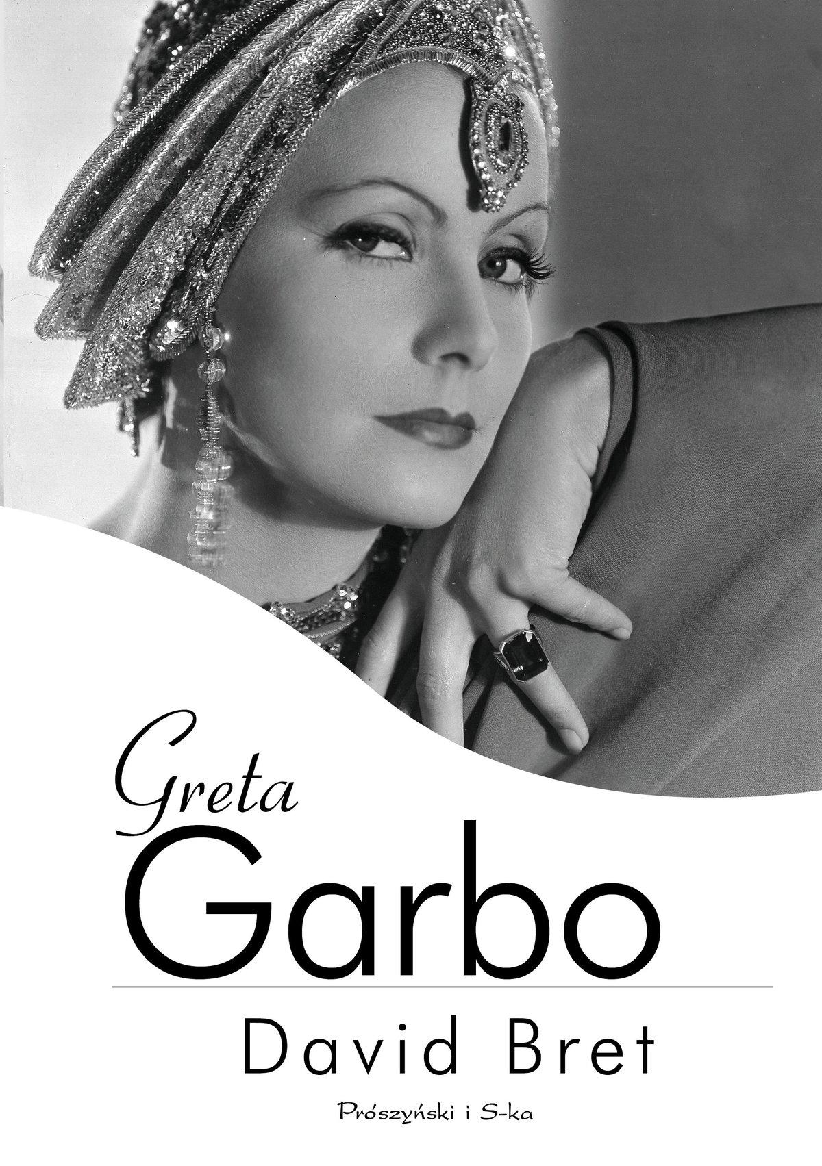 Greta Garbo - Ebook (Książka EPUB) do pobrania w formacie EPUB