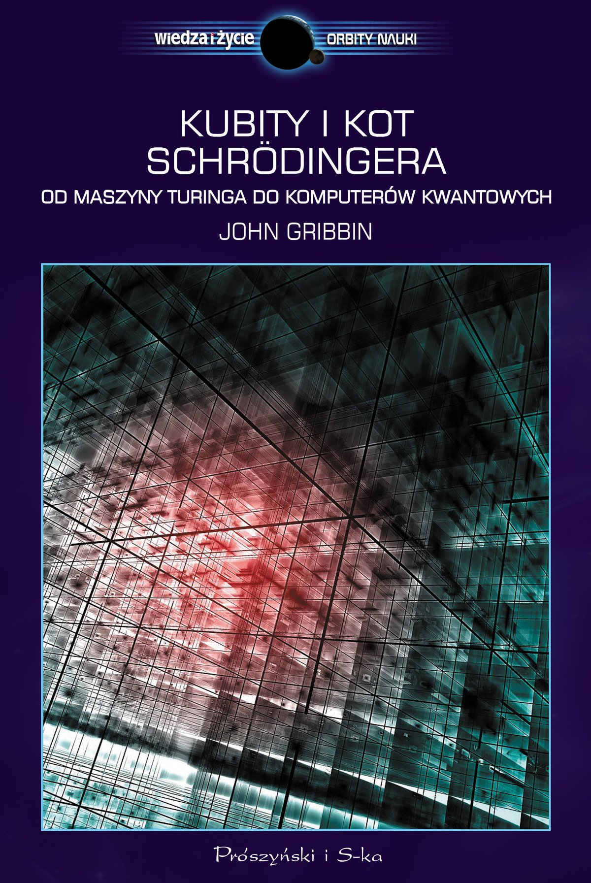 Kubity i kot Schrödingera - Ebook (Książka na Kindle) do pobrania w formacie MOBI