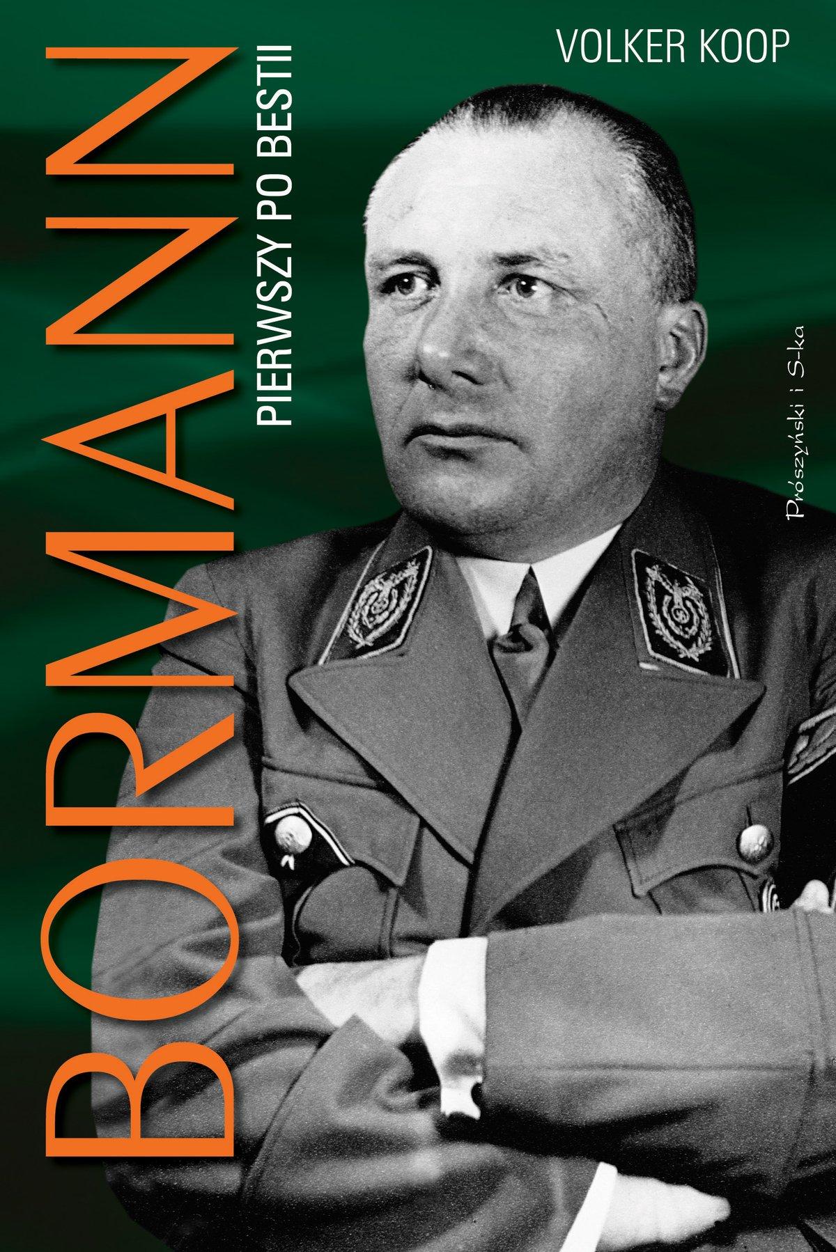 Bormann - Ebook (Książka na Kindle) do pobrania w formacie MOBI