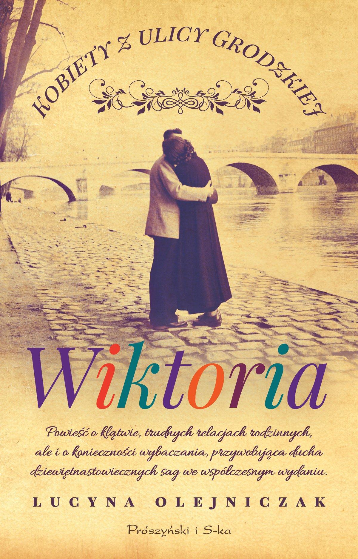 Kobiety z ulicy Grodzkiej Wiktoria - Ebook (Książka na Kindle) do pobrania w formacie MOBI