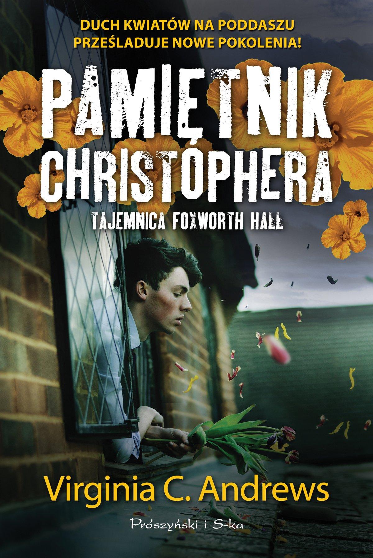 Pamiętnik Christophera - Ebook (Książka na Kindle) do pobrania w formacie MOBI