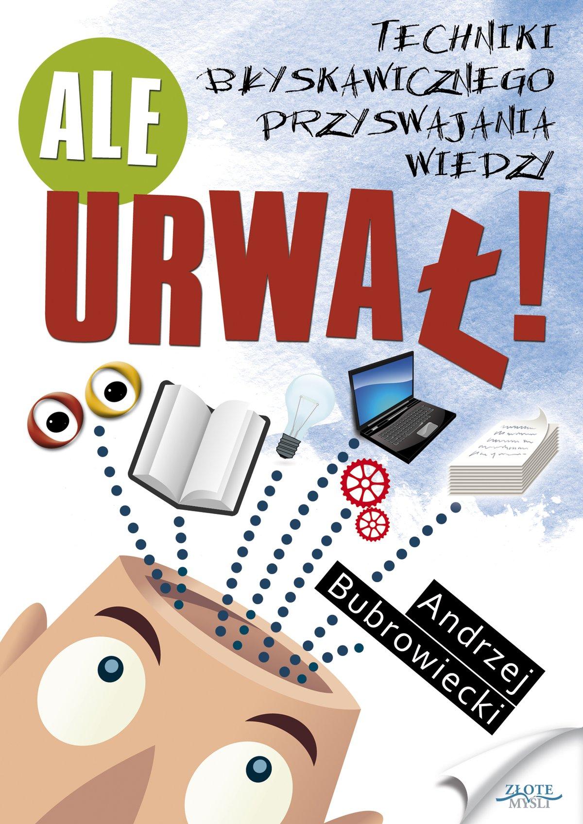 Ale urwał! - Audiobook (Książka audio MP3) do pobrania w całości w archiwum ZIP