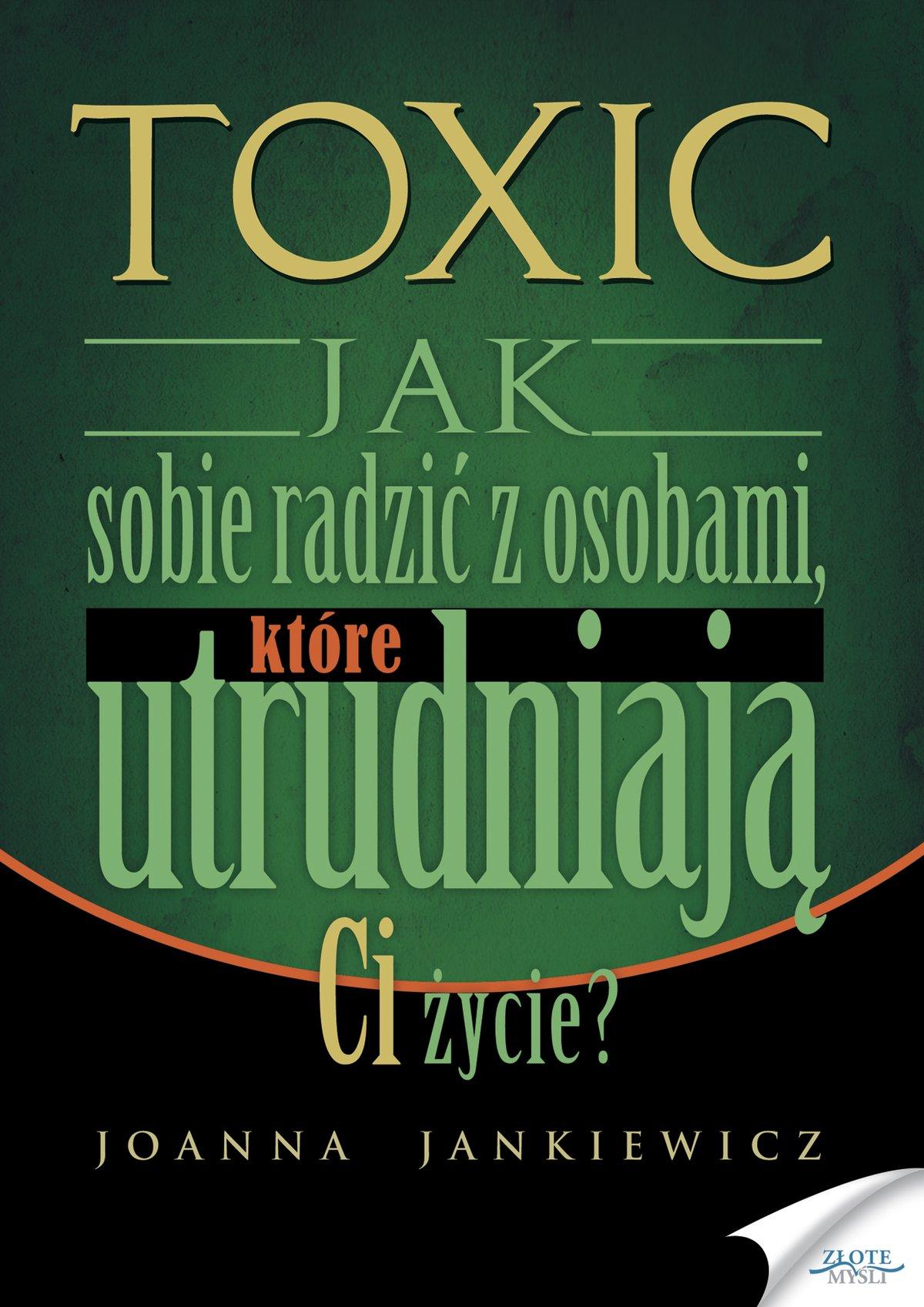 TOXIC - Audiobook (Książka audio MP3) do pobrania w całości w archiwum ZIP