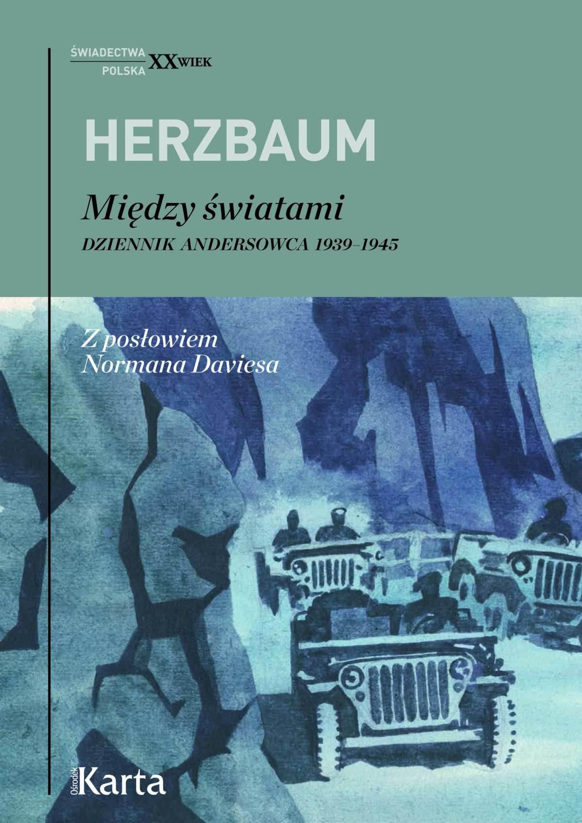 Między światami. Dziennik andersowca 1939–1945 - Ebook (Książka EPUB) do pobrania w formacie EPUB