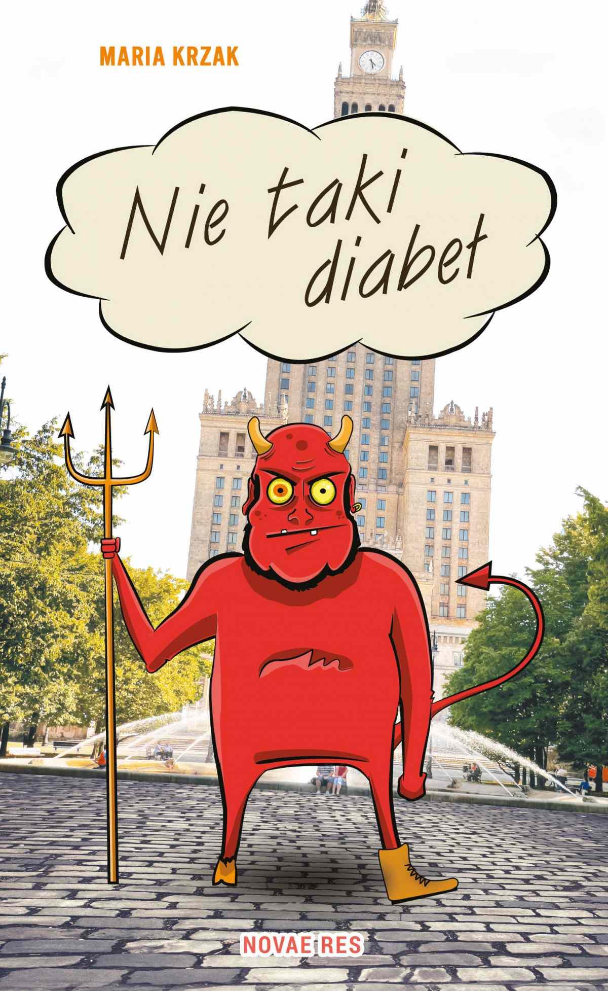 Nie taki diabeł - Ebook (Książka EPUB) do pobrania w formacie EPUB