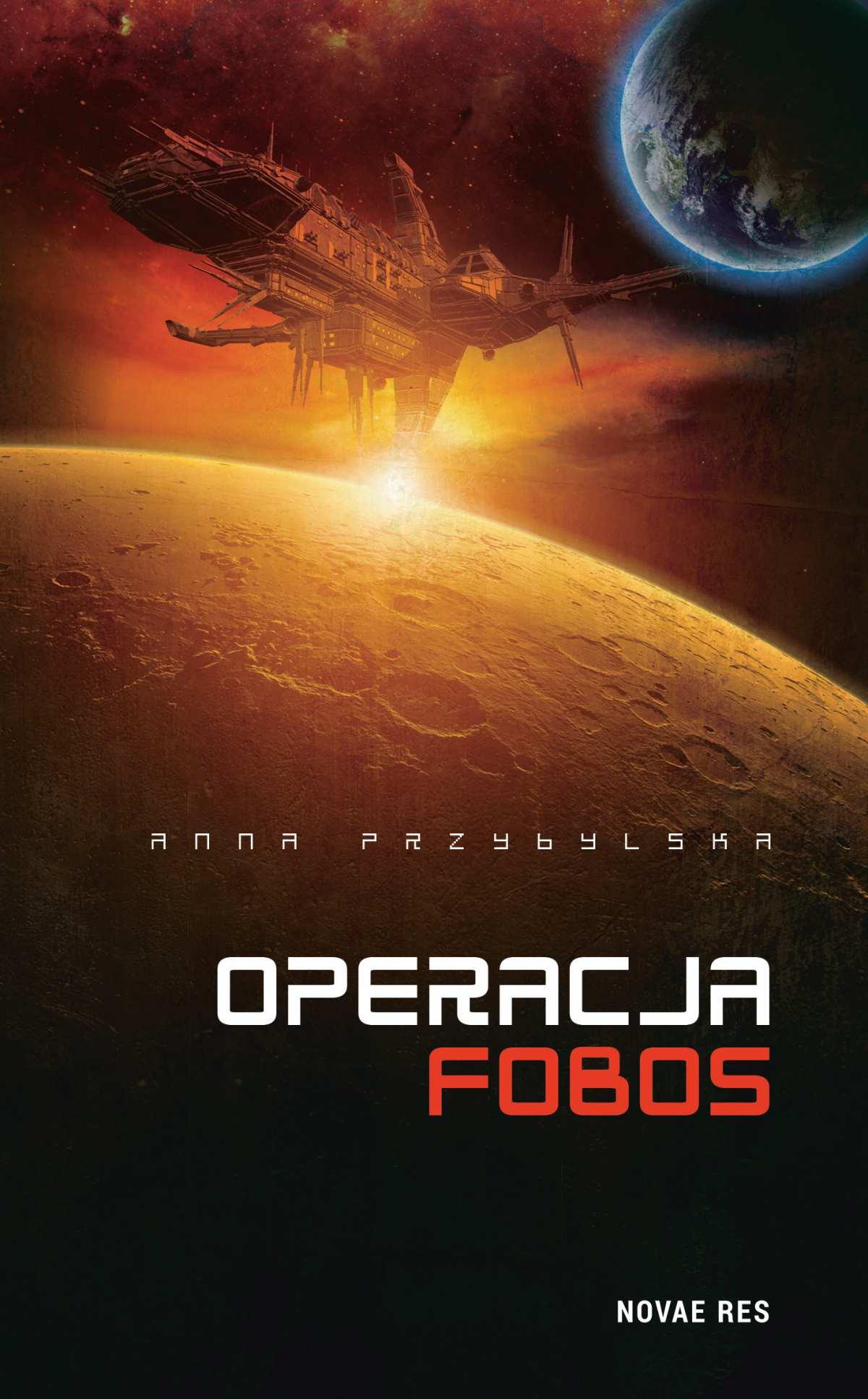 Operacja Fobos - Ebook (Książka EPUB) do pobrania w formacie EPUB
