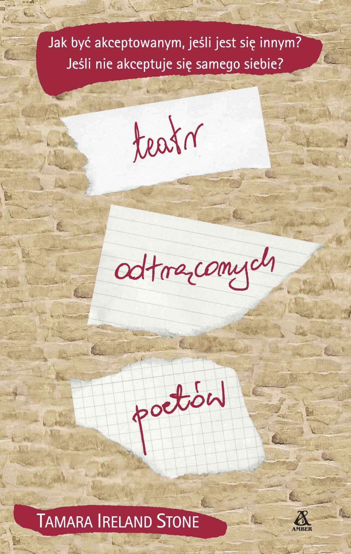 Teatr odtrąconych poetów - Ebook (Książka na Kindle) do pobrania w formacie MOBI