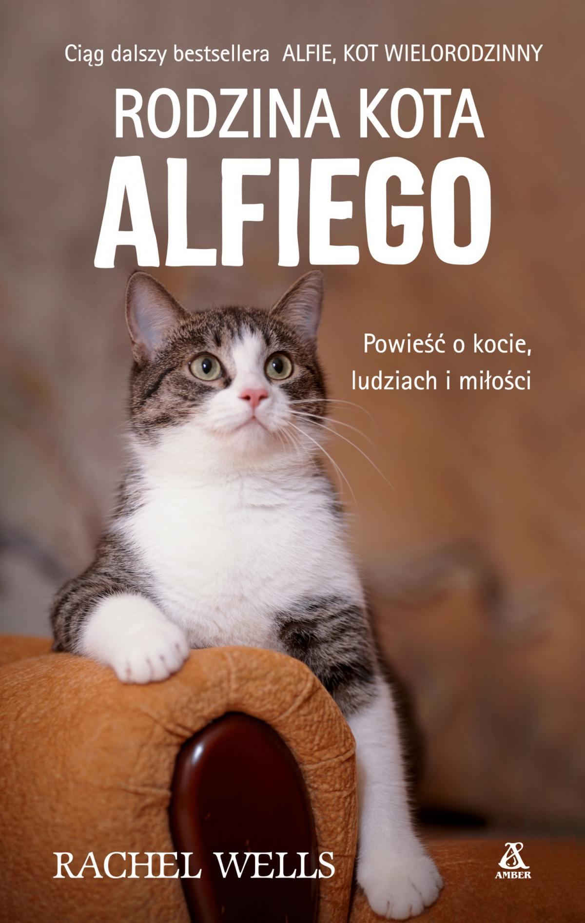 Rodzina kota Alfiego - Ebook (Książka EPUB) do pobrania w formacie EPUB