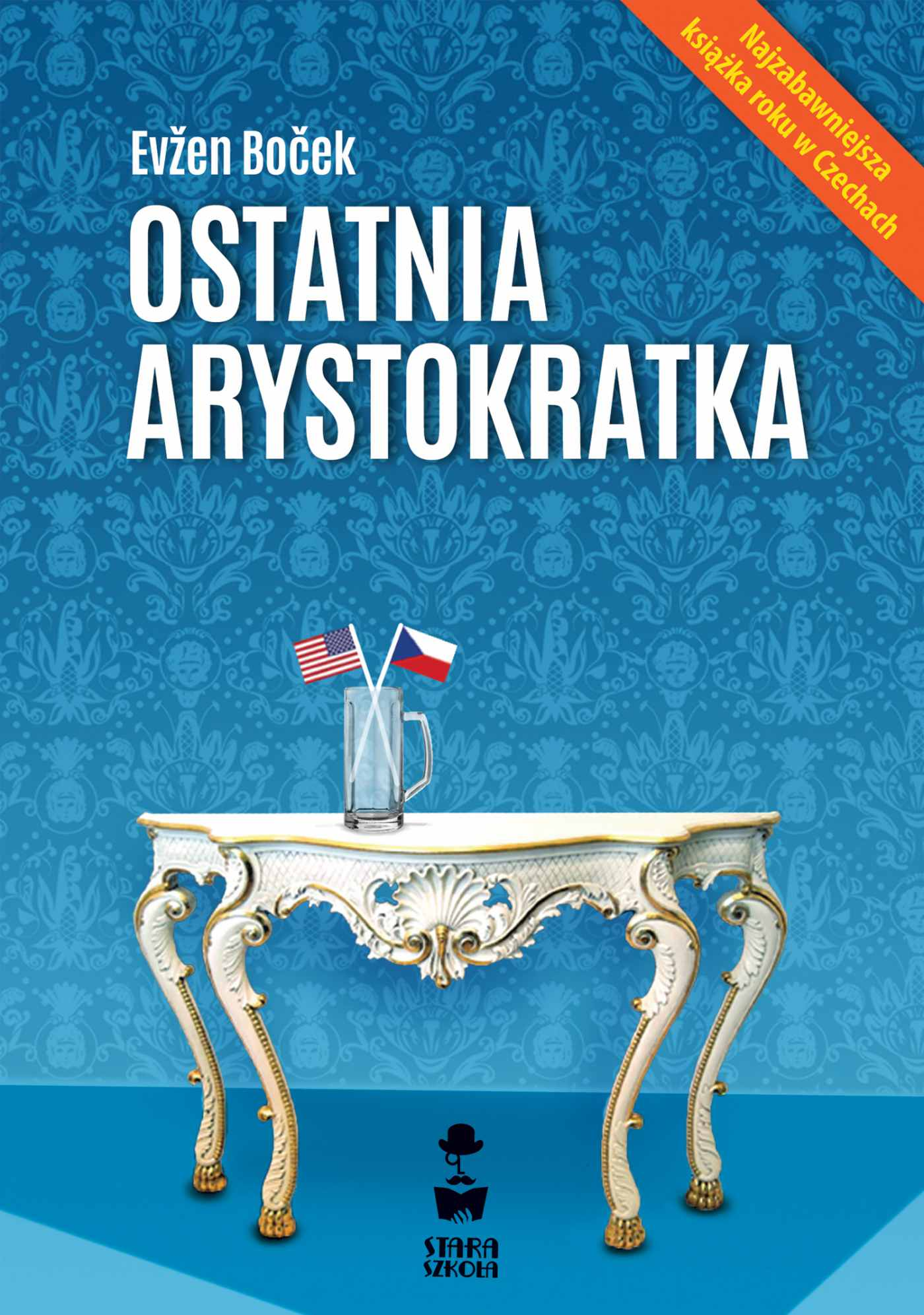 Ostatnia arystokratka - Ebook (Książka na Kindle) do pobrania w formacie MOBI