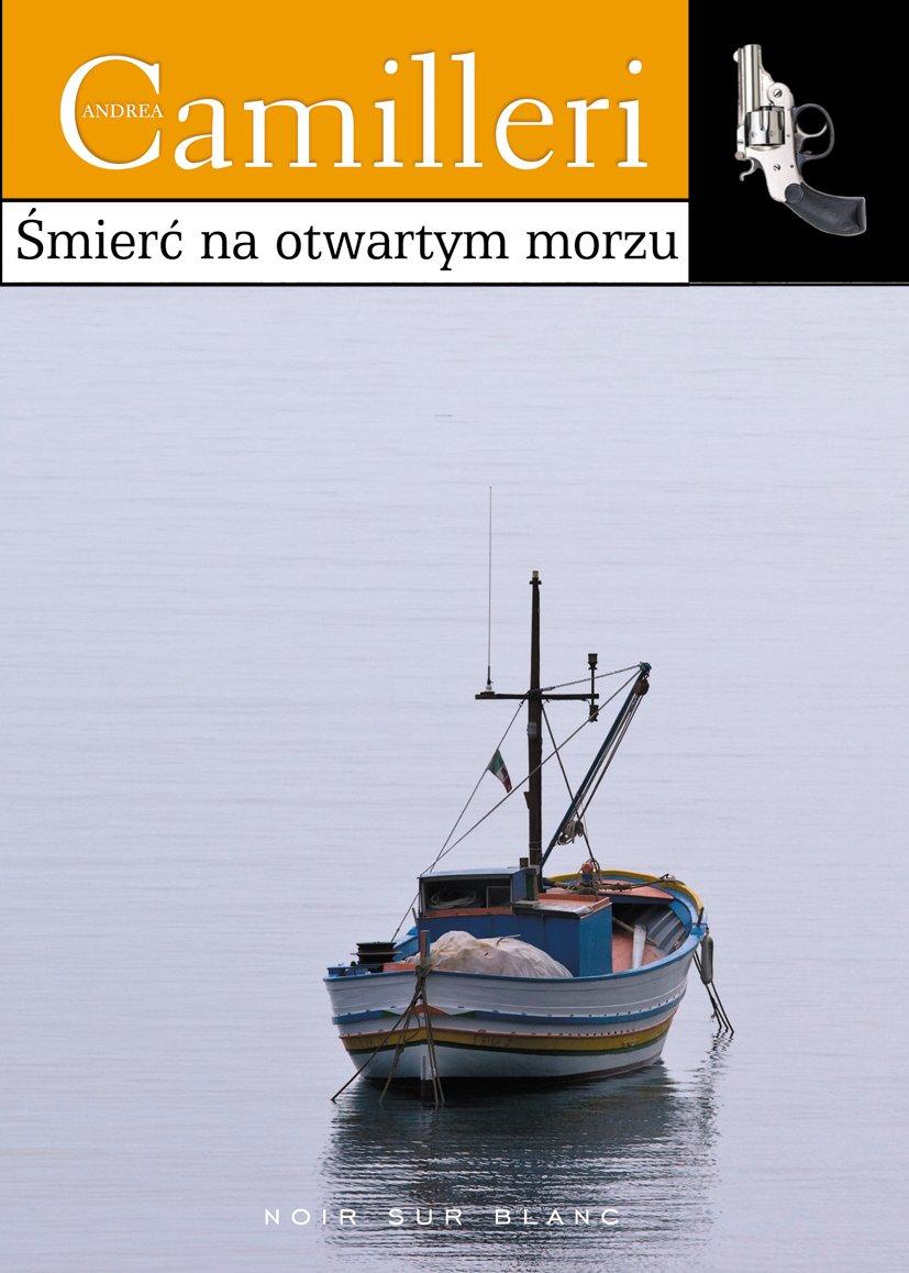 Śmierć na otwartym morzu - Ebook (Książka EPUB) do pobrania w formacie EPUB