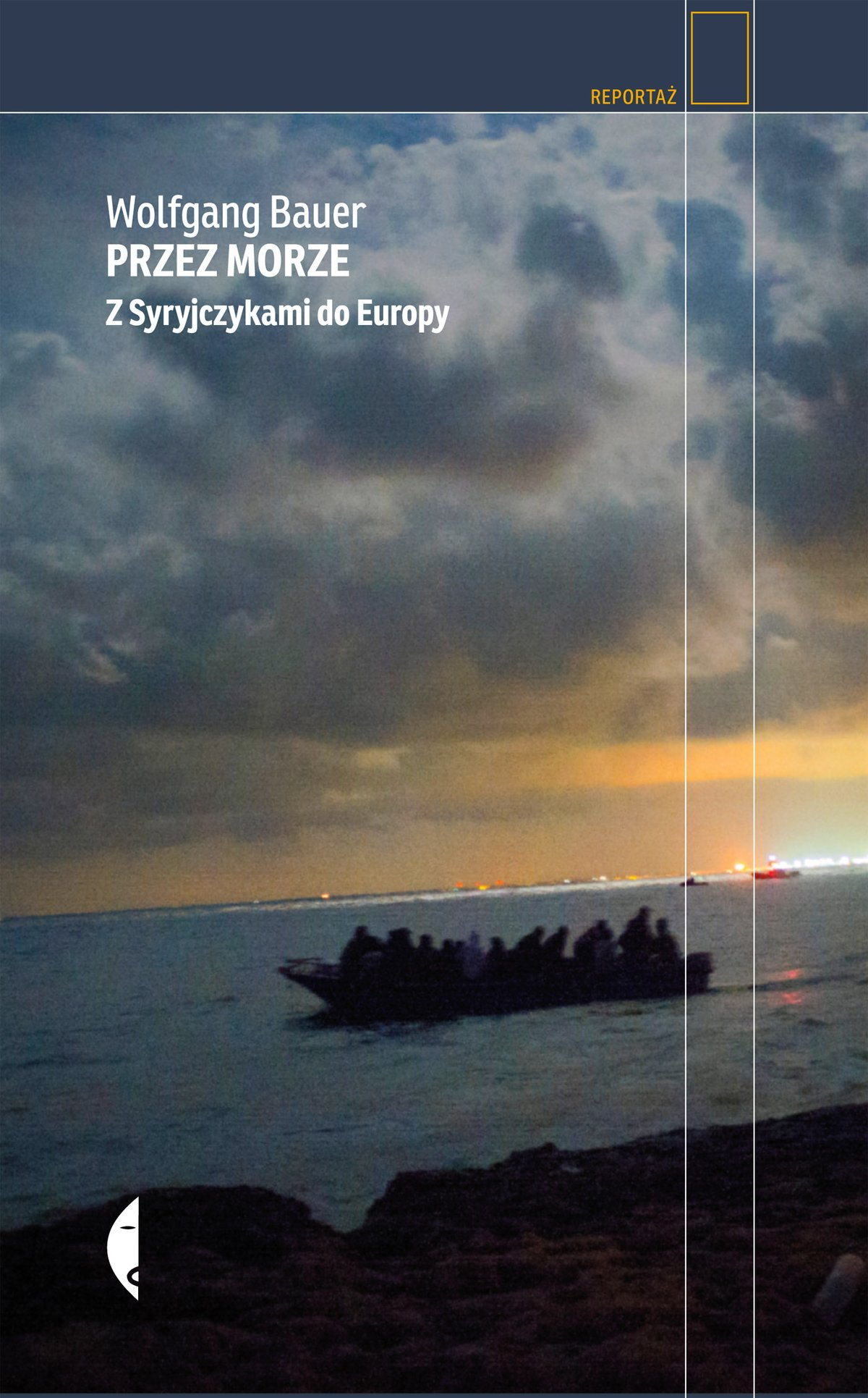 Przez morze - Ebook (Książka EPUB) do pobrania w formacie EPUB