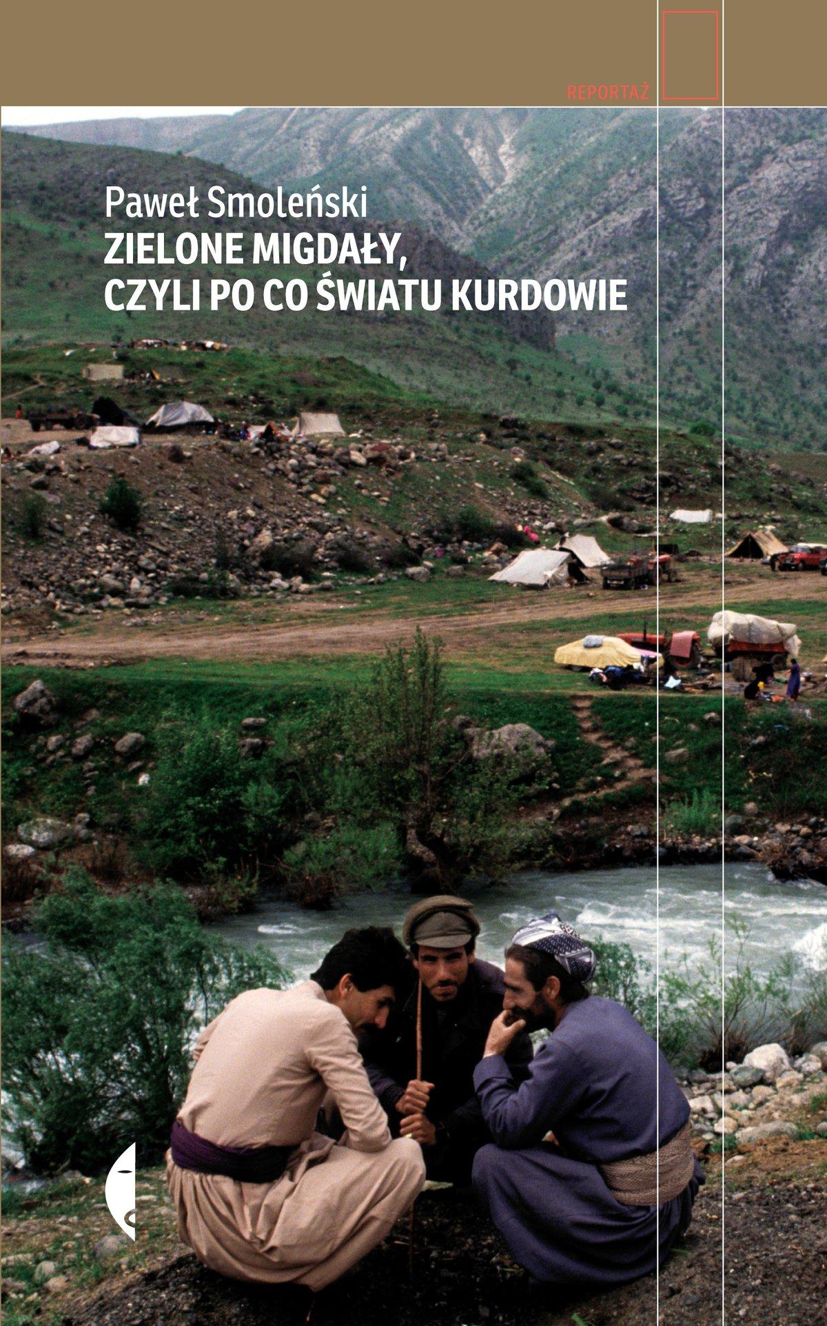 Zielone migdały, czyli po co światu Kurdowie - Ebook (Książka EPUB) do pobrania w formacie EPUB