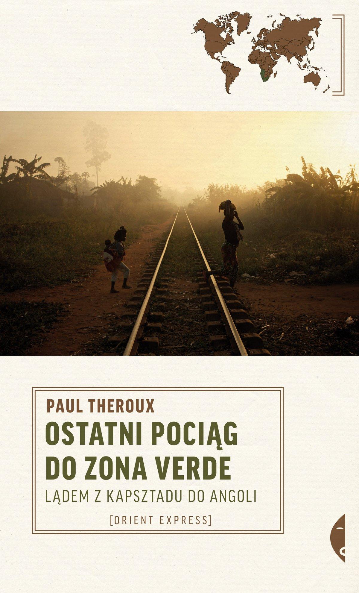 Ostatni pociąg do zona verde - Ebook (Książka na Kindle) do pobrania w formacie MOBI