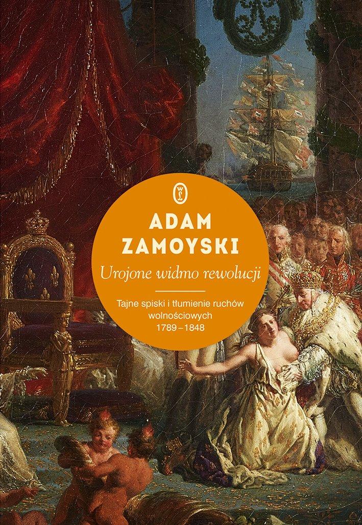 Urojone widmo rewolucji - Ebook (Książka na Kindle) do pobrania w formacie MOBI