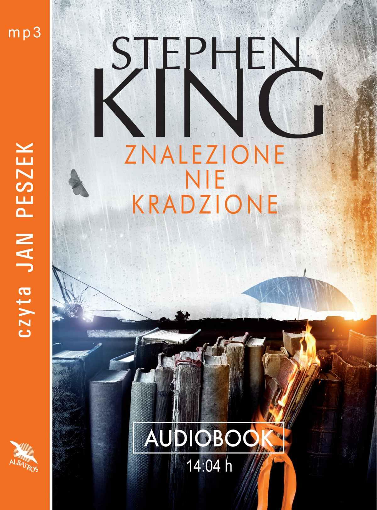 Znalezione nie kradzione - Audiobook (Książka audio MP3) do pobrania w całości w archiwum ZIP
