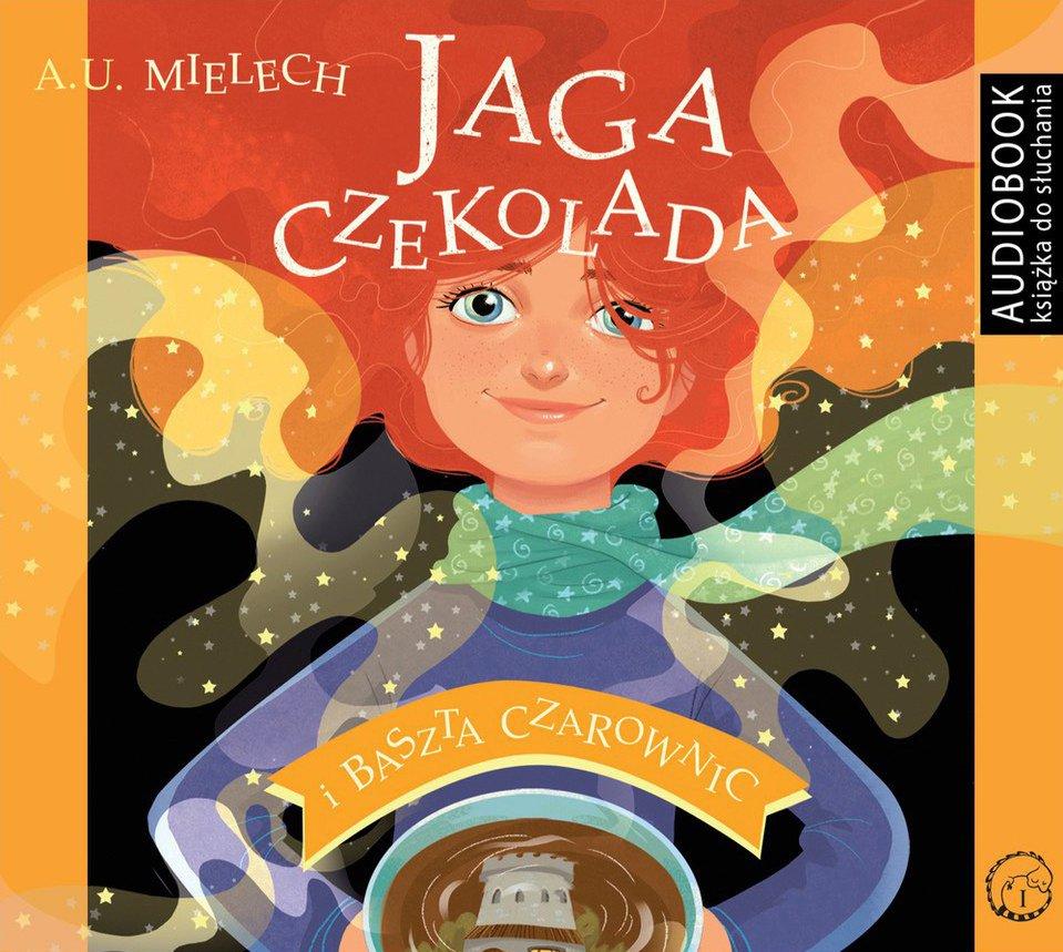 Jaga Czekolada. Baszta czarownic - Audiobook (Książka audio MP3) do pobrania w całości w archiwum ZIP